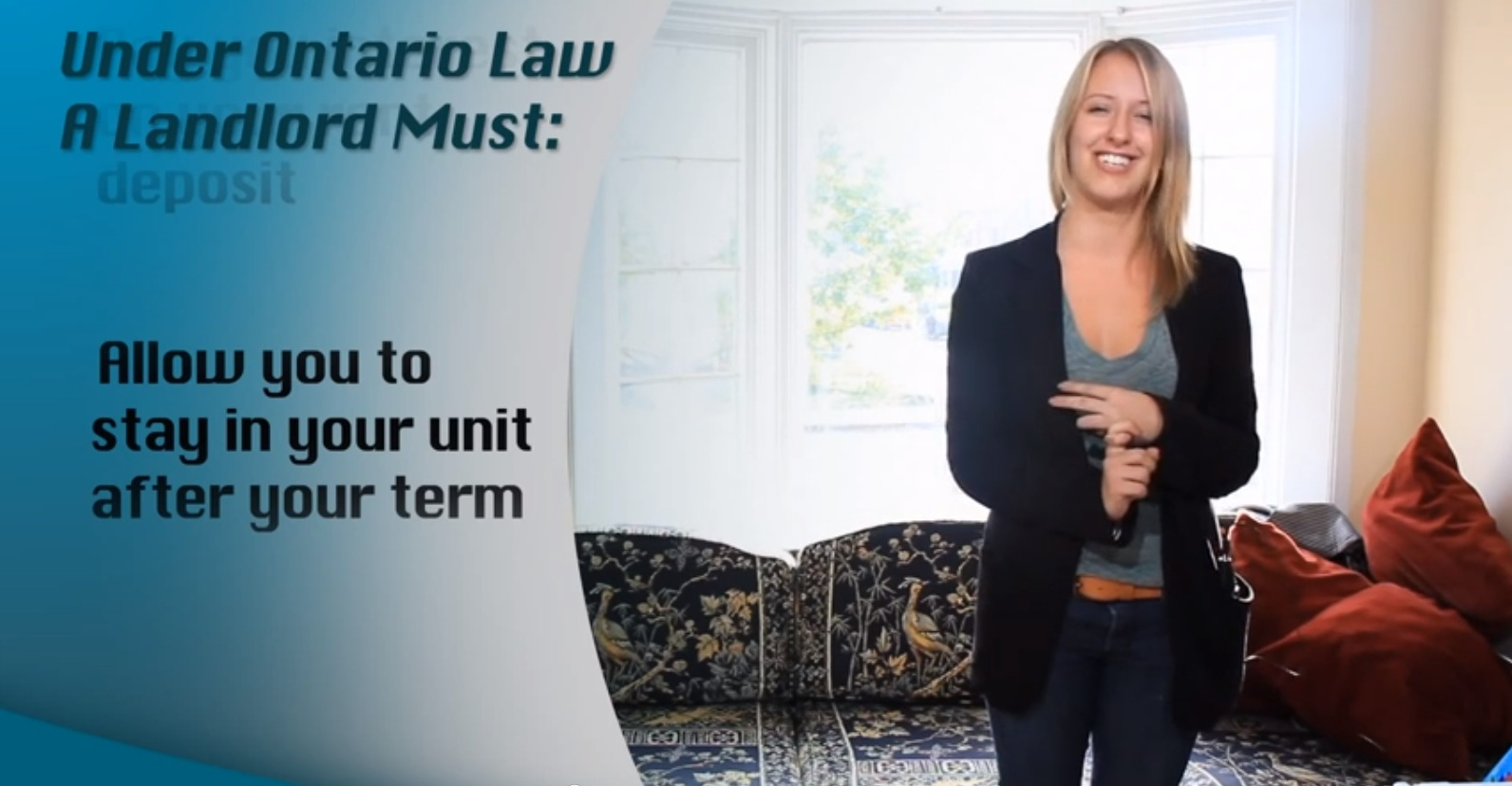 Video Screenshot - Unlawful Clauses